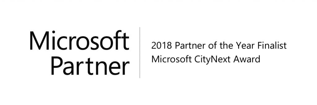 2018 - Microsoft Award Finalist 2