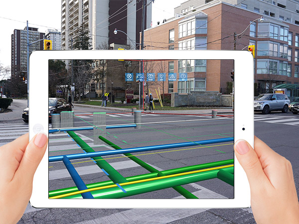 Resultado de imagen para Esri GIS & BIM virtual reality augmented reality